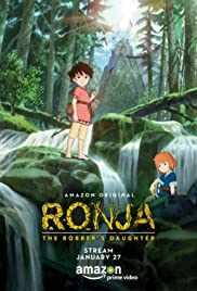 Ronja, the Robber's Daughter (Dub)
