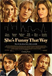 She's Funny That (2014)