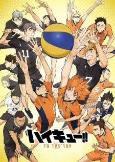 Haikyuu!!: To the Top 2nd Season (Sub)
