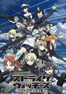 Strike Witches: Road to Berlin (Sub)
