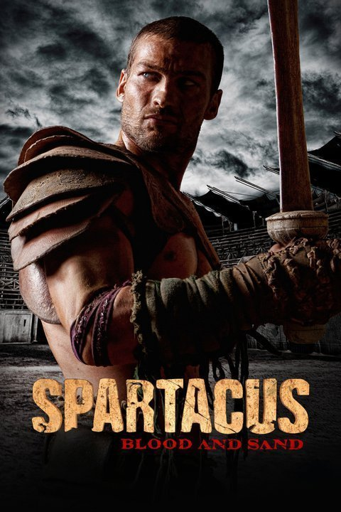 Spartacus Blood and Sand – Season 3